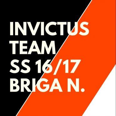 INVICTUS TEAM BRIGA ... SI RIPARTE