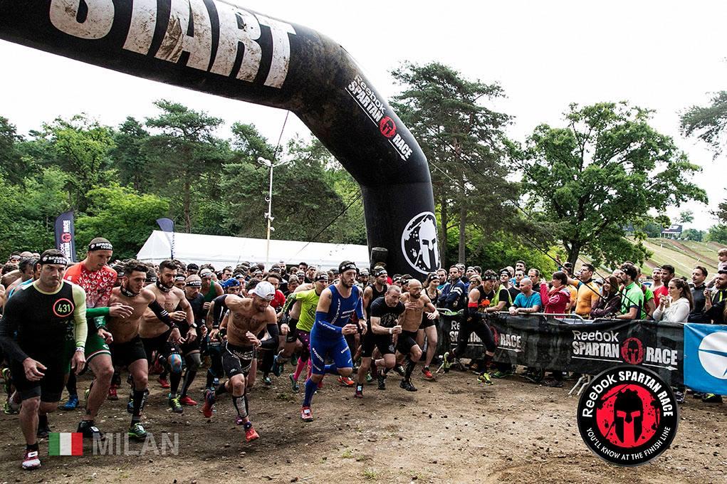 Spartan Race super: batteria di partenza ore 9:00 Elite