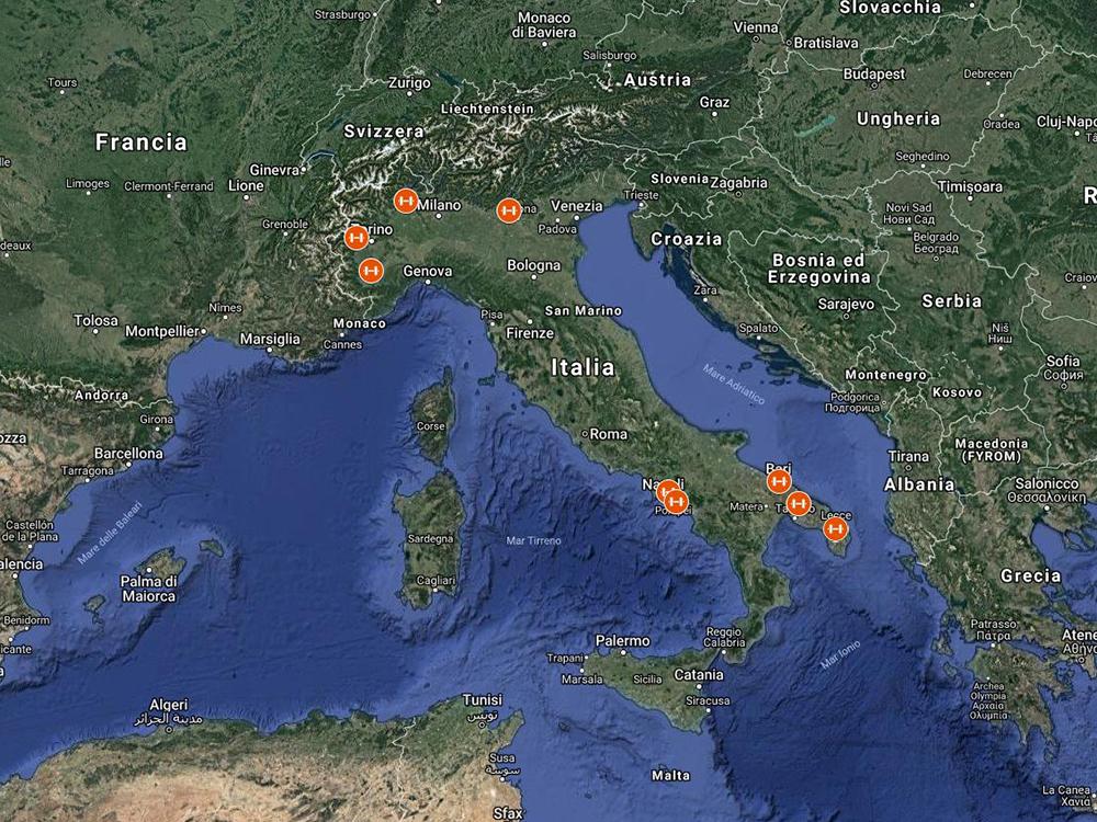 Mappa Invictus